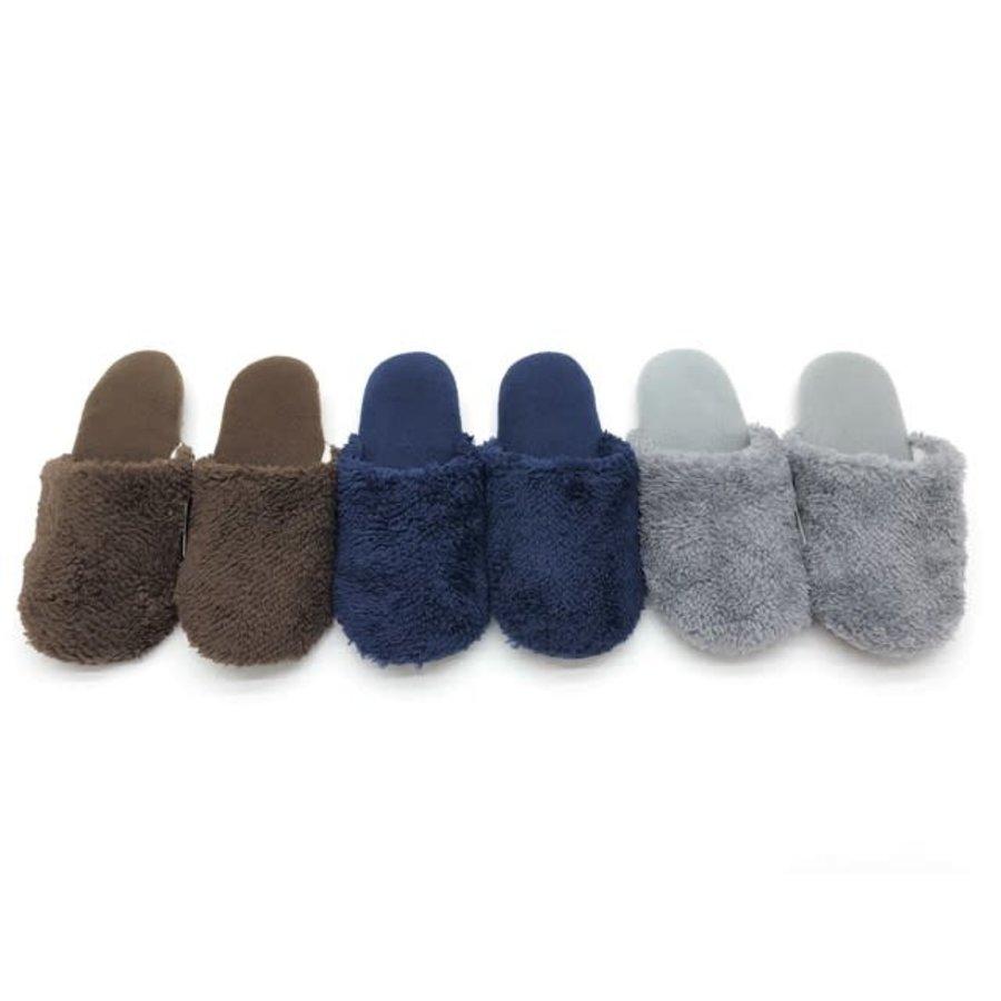 Boa fit slippers plain-1