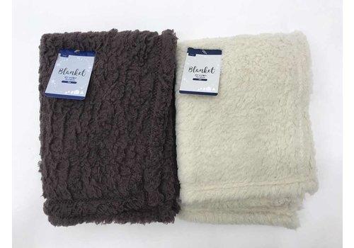 Boa lap blanket 70 أ— 50CM