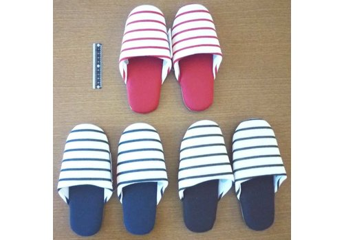 Fit slippers border