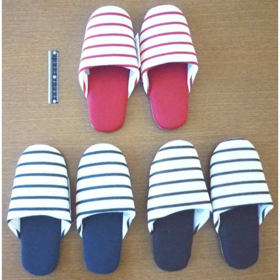 Fit slippers border-1