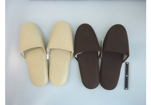 ?Living slippers plain