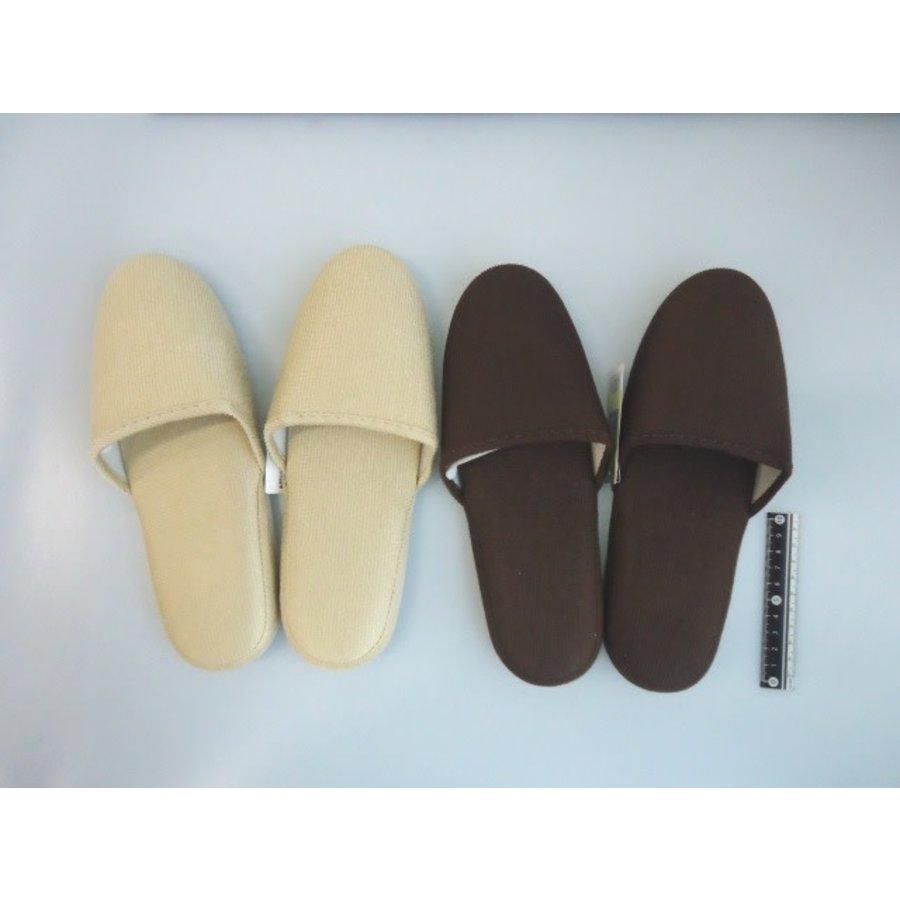 Living slippers plain-1