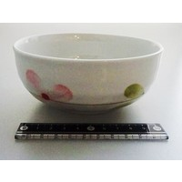 Flower pattern small bowl M