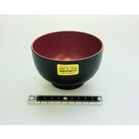 Soup bowl Asuka black machine washable