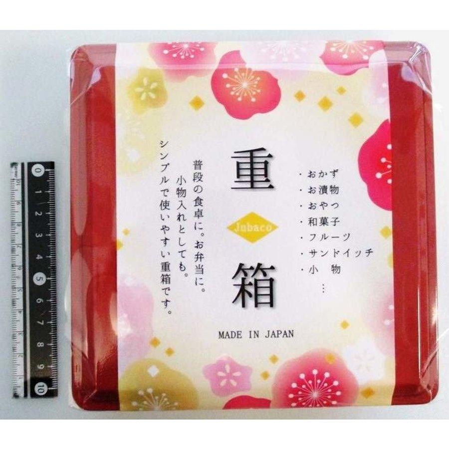 ''Jubako miyabi''red-1