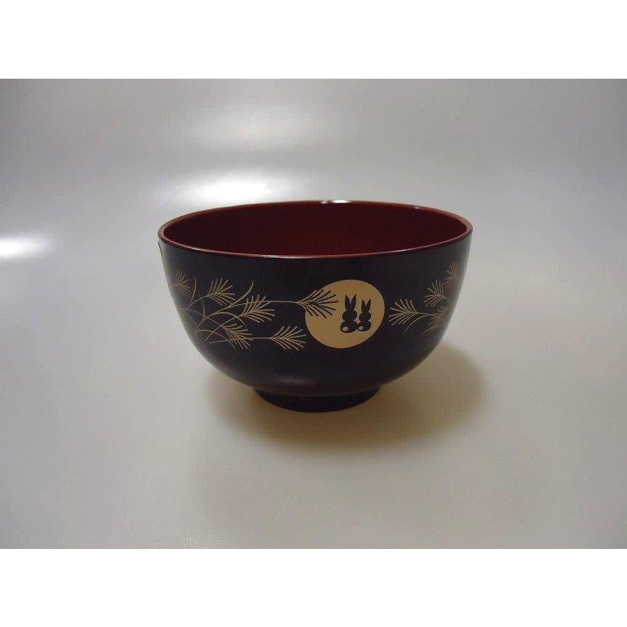 Soup bowl full moon (Dish washer)-1
