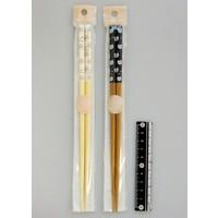 Cat motif chopsticks 22.5cm