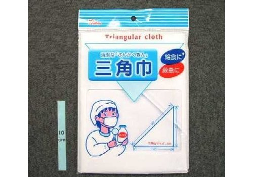 Triangle cloth No. 905