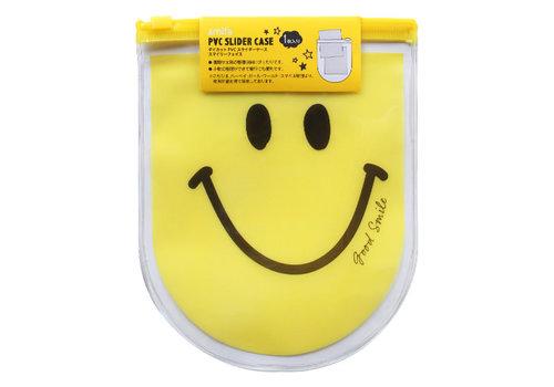 Slider pouch, smile