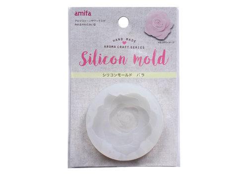 Silicone mold(rose)