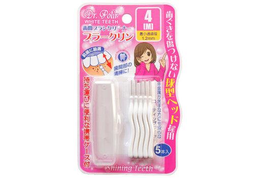 Dental brush I shape M 5p