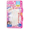 Pika Pika Japan ?DP dental brush L shape SS 4p