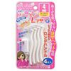 Pika Pika Japan ?DP dental brush L type M 4p