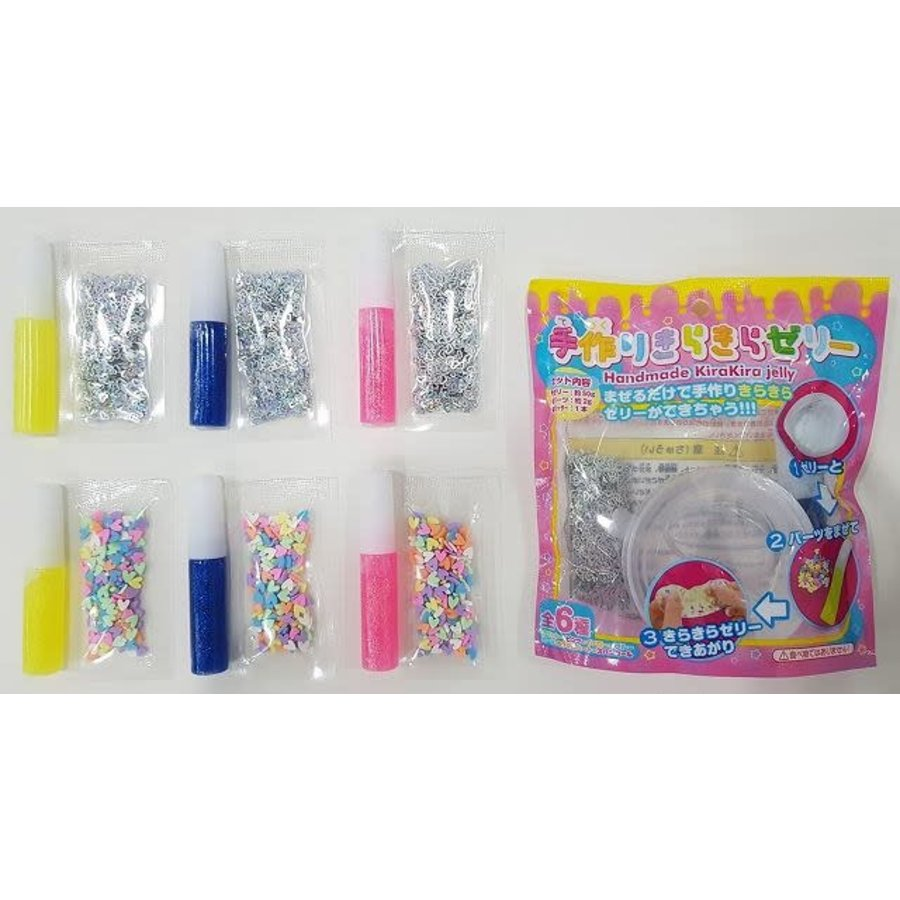 Handmade glitter jelly-1