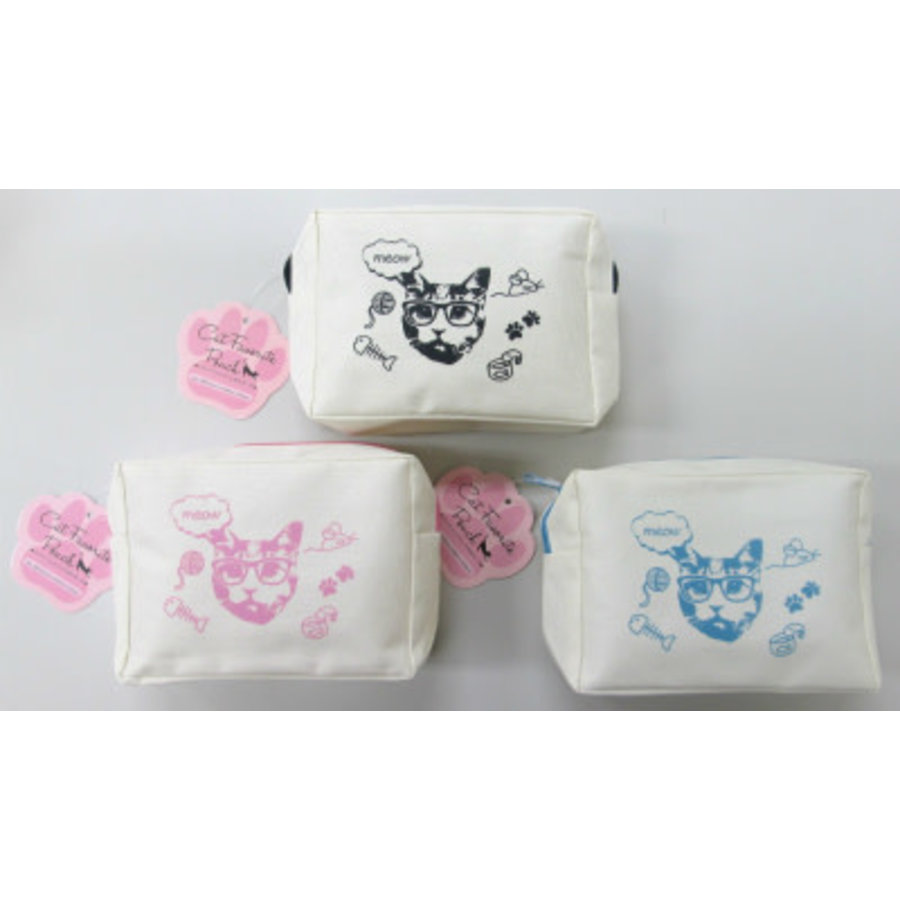 Cat favorite box pouch-1
