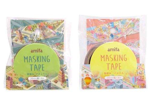 ?Masking tape cityscape 20MM