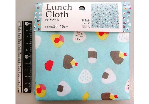 Lunch cloth rice ball