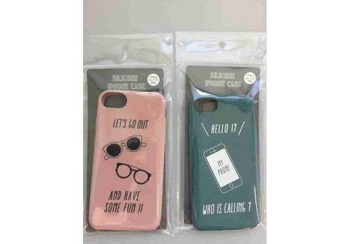 #iPHONE 8 case silicone