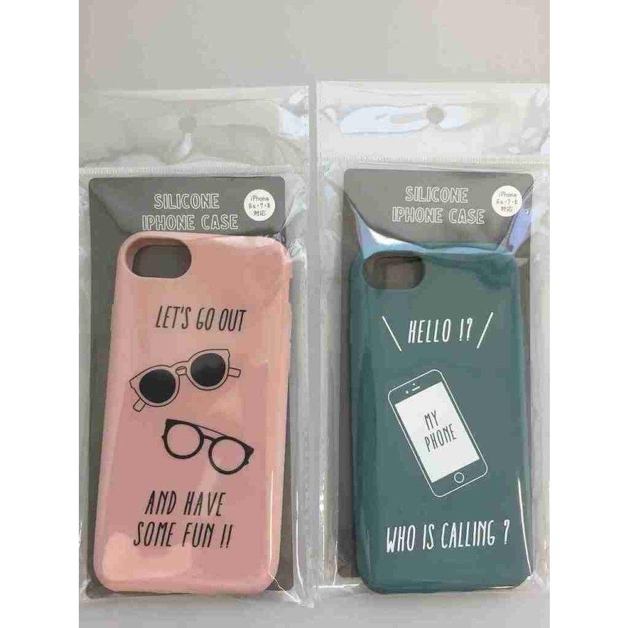 iPHONE 8 case silicone-1