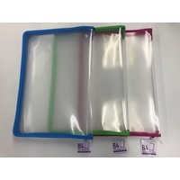 Fastener case B4 blue/pink/green