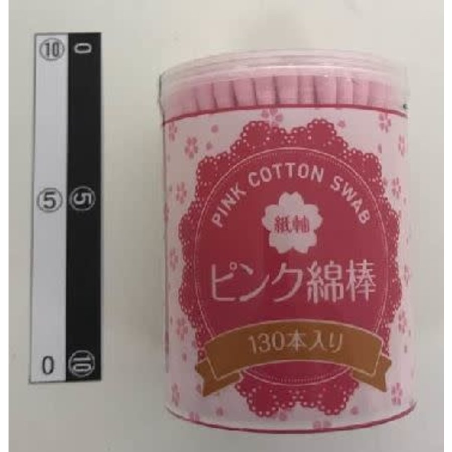 Cotton swag with paper shaft 130p-1