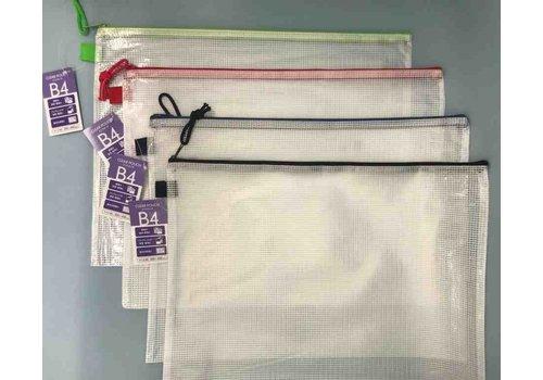 PVC clear pouch B4