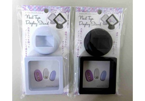 Nail tip display stand