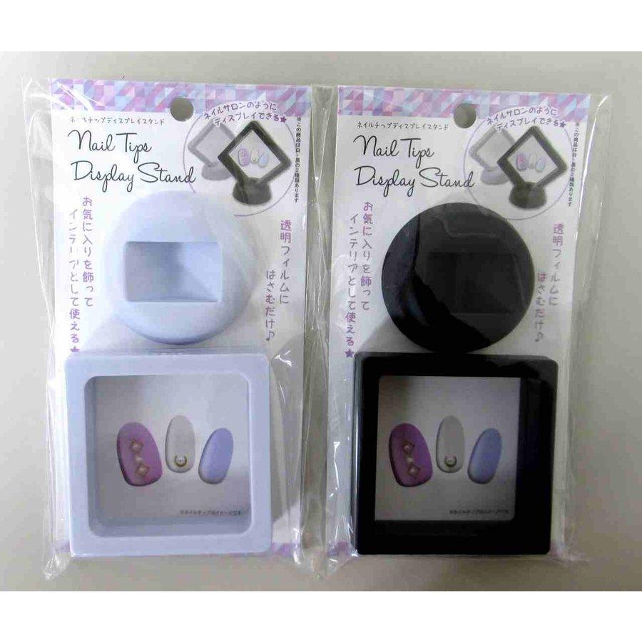 Nail tip display stand-1