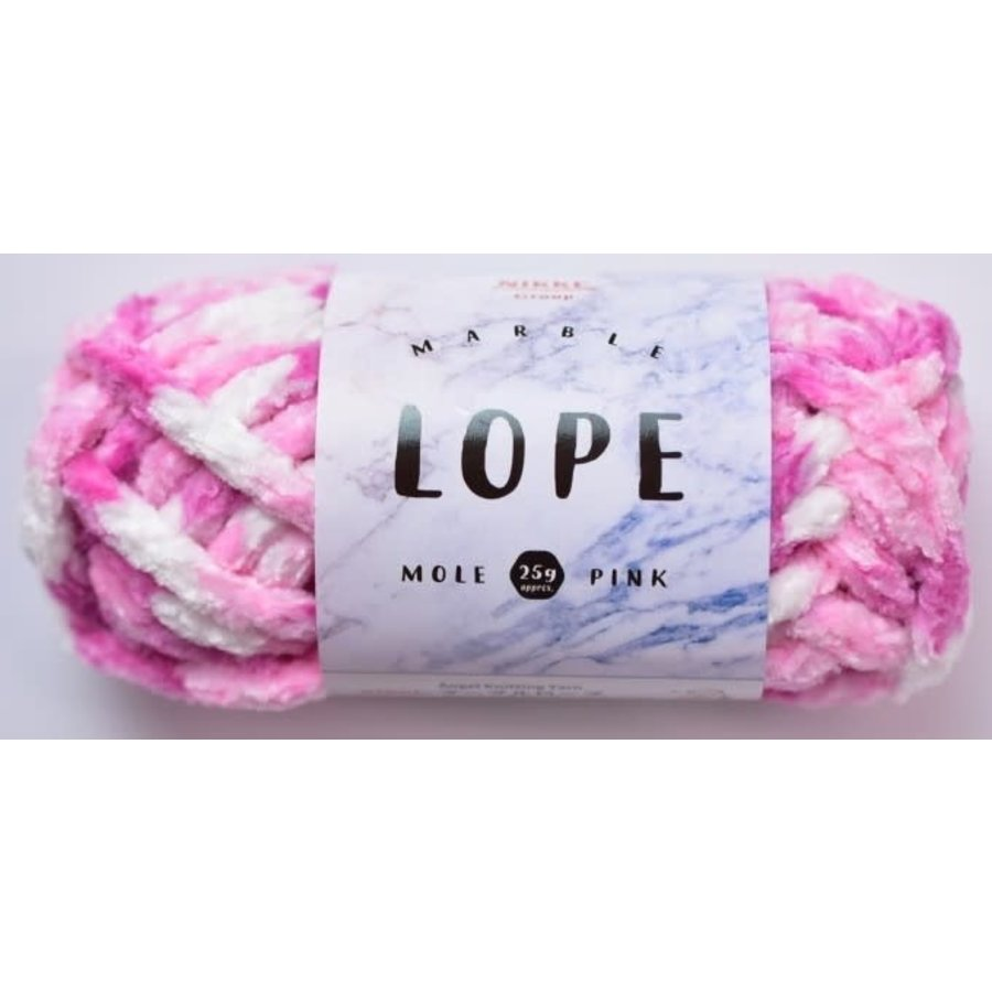 Marble rope mall pink-1