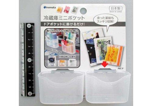 Mini pocket for refrigerator 2p