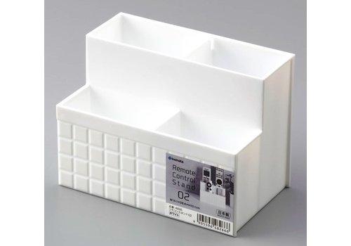 Remote control stand 02 white