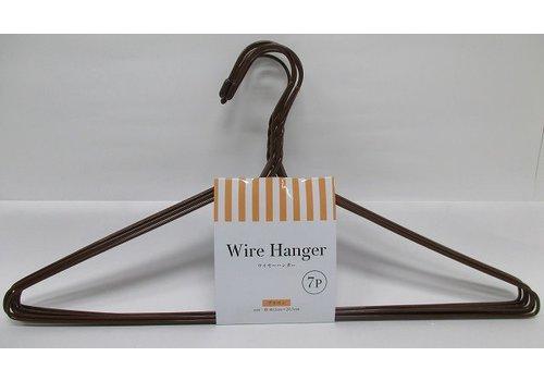 ?Wire hanger 7p BR