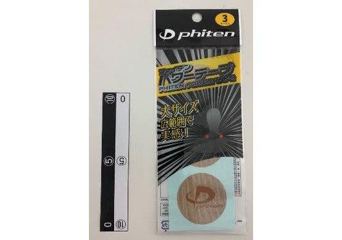 Phiten power tape L 3 marks