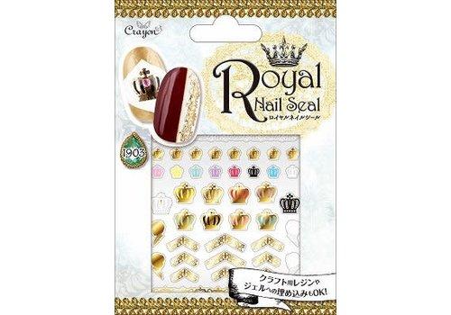 ?Royal nail seal crown