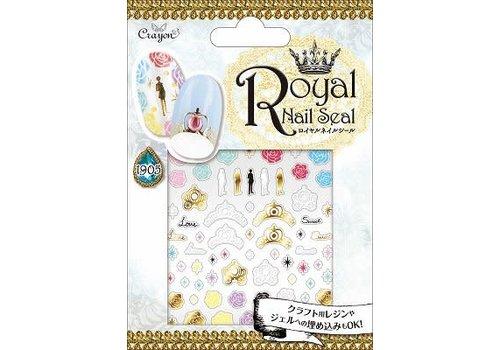 Royal nail seal romantic