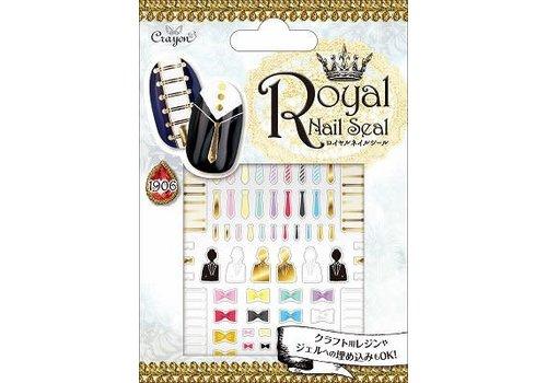 Royal Nail Seal Ribbon & Thailand