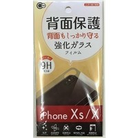 IPHONE X / XS back protection glass