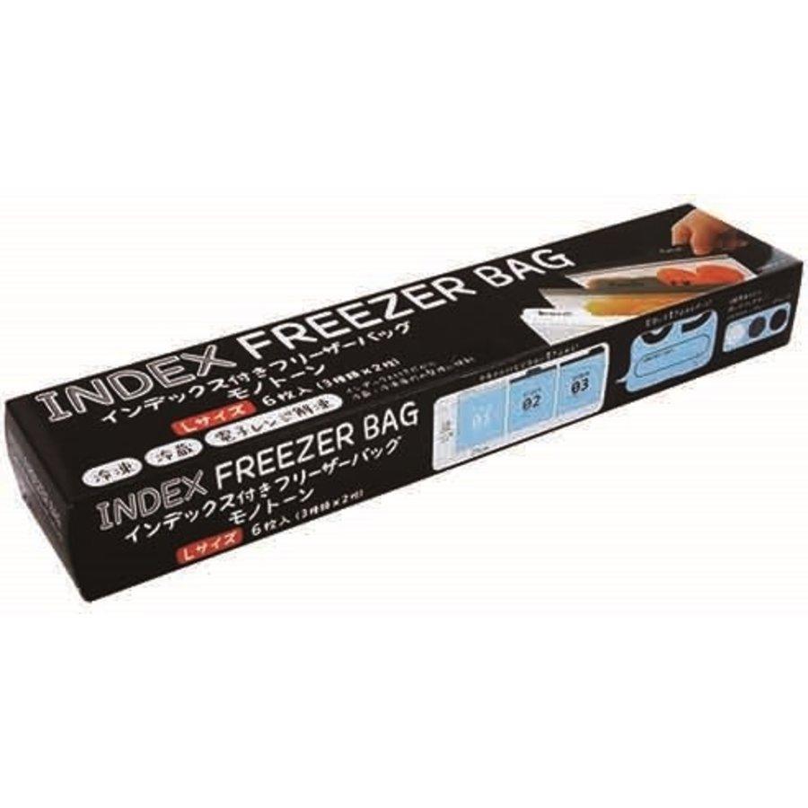 Index freezer mono-tone L 6p-1