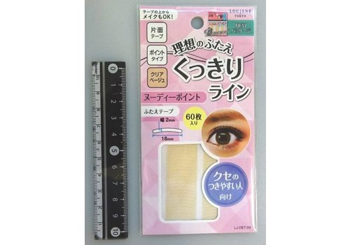 ?LJ double-edged eyelid tape 04 nudy point