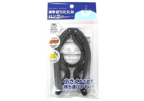 ?Portable folding hanger