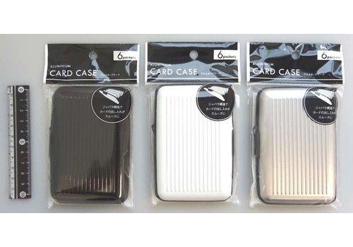 Card case 6 pockets