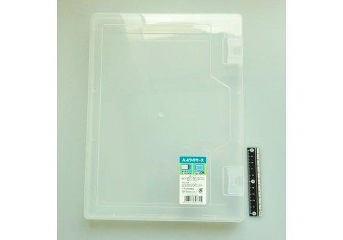 A4 wide file case