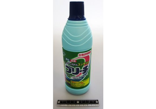 Mitsuei bleach for cloth 600ml