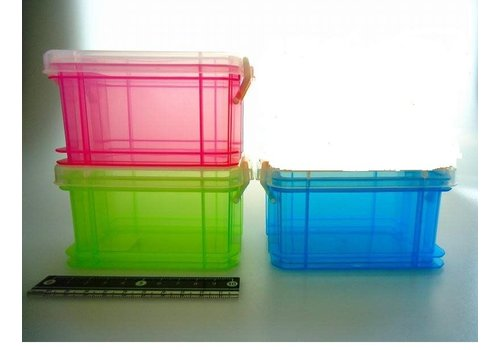 Vary plastic container M60