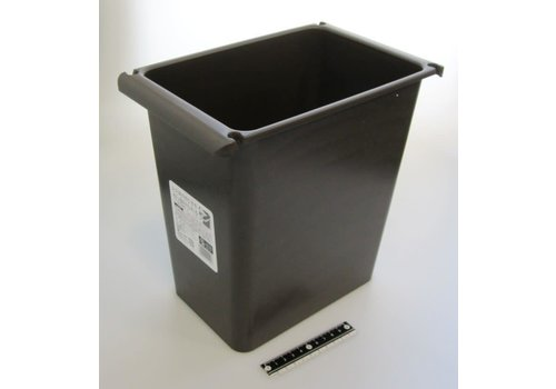 Hanging dust box square 7L