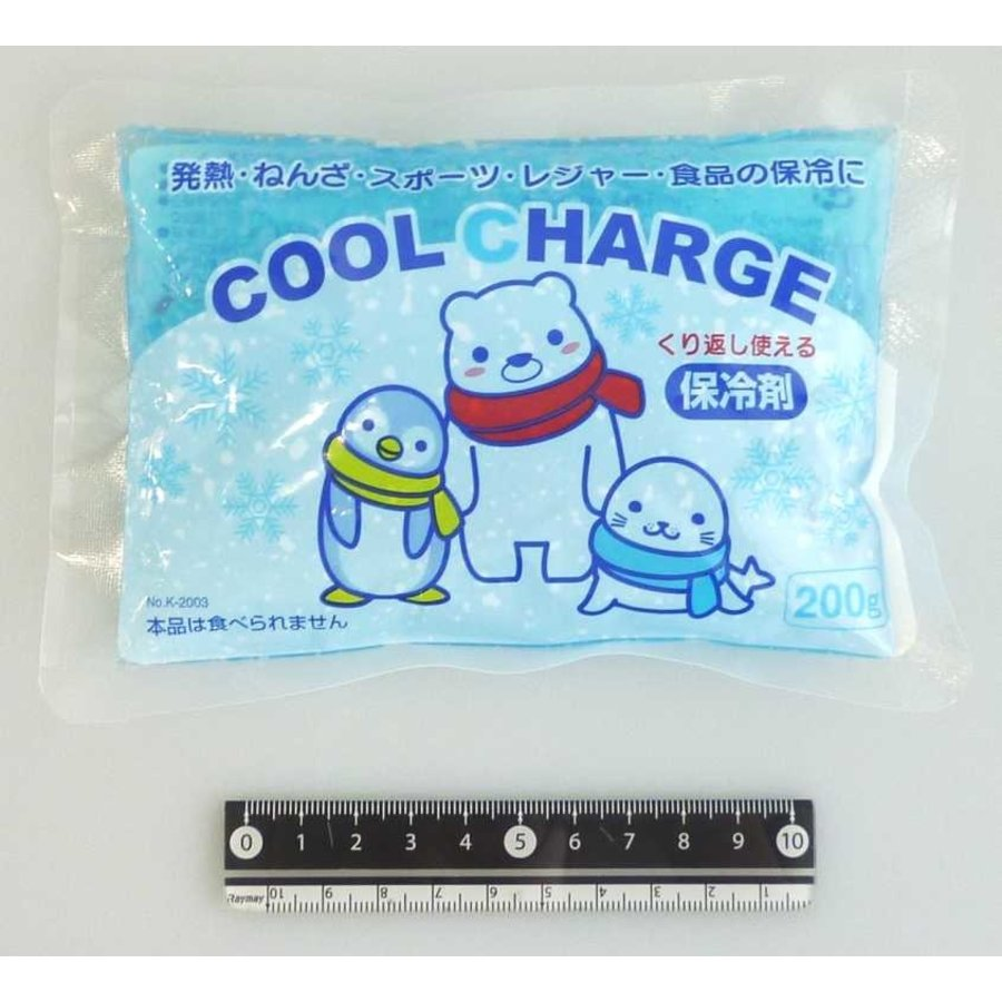 ?Cool charge 200g-1