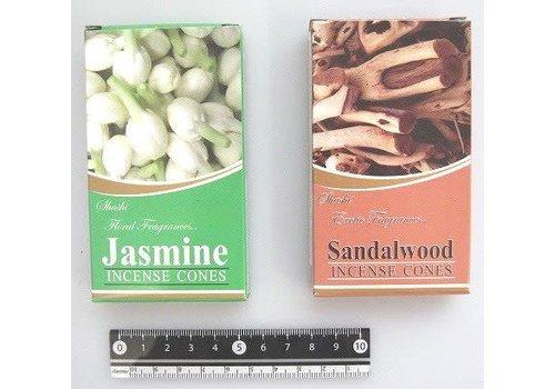 ?Incense corn Jasmine/wood