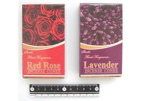 ?Incense corn lavender/rose