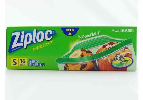 Ziploc easy bag 16p