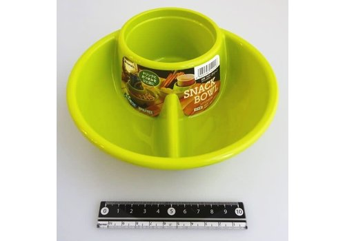 Snack bowl green